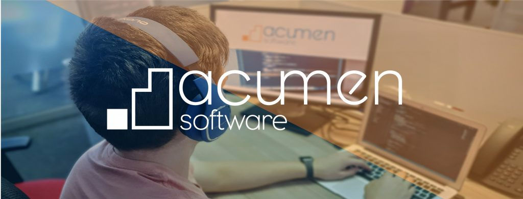 Acumen Software mobile field software solutions company re-brand